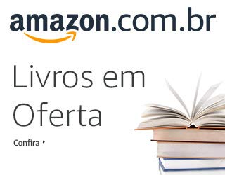 Livros em oferta – Amazon